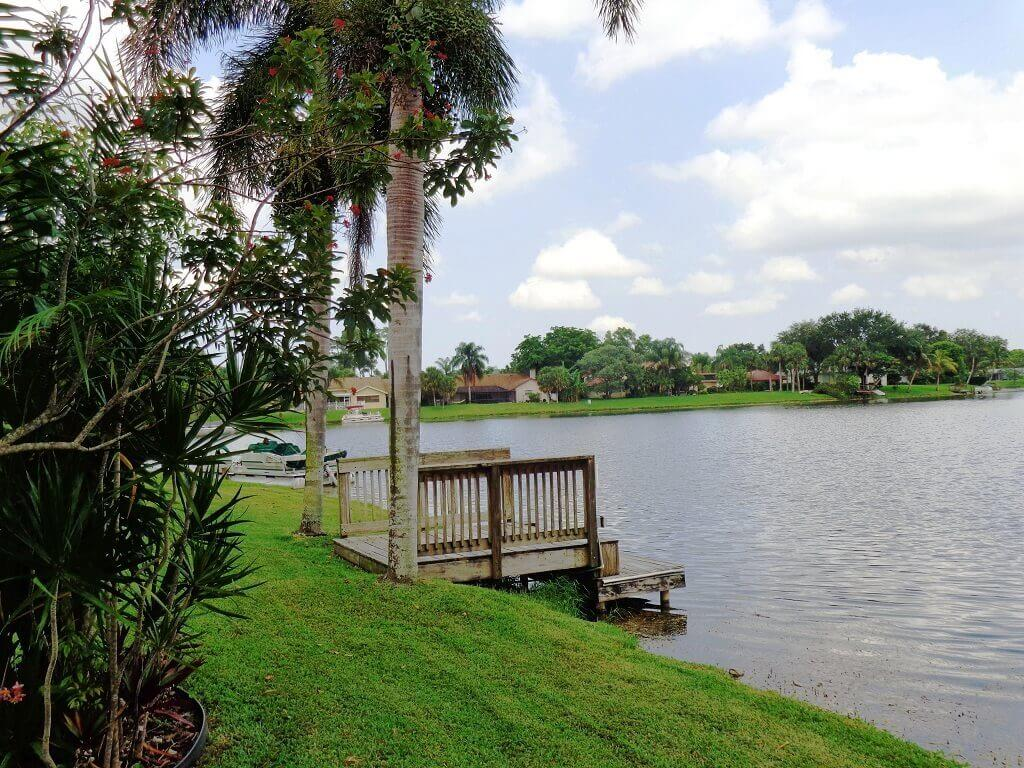 Monterey on the Lake Property for Sale in Wellington FL