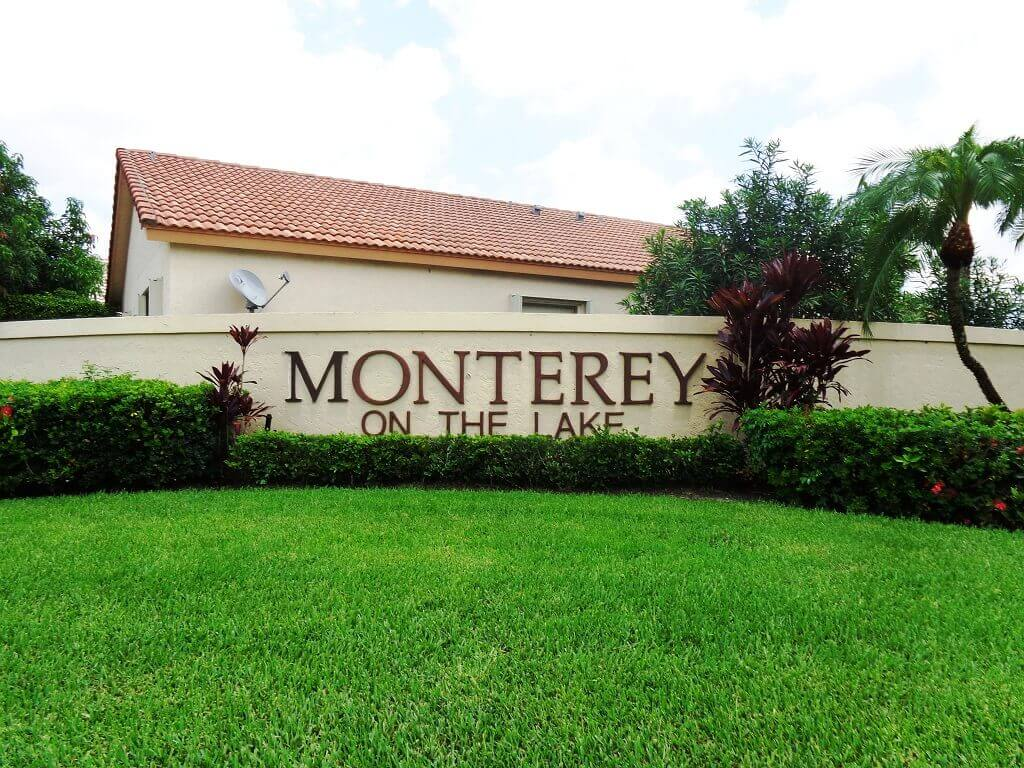 Monterey on the Lake Short Sales in Wellington FL