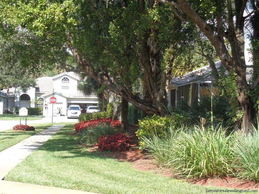 Binks Forest Property for Sale in Wellington FL - Pine Trace - Non Gated Community