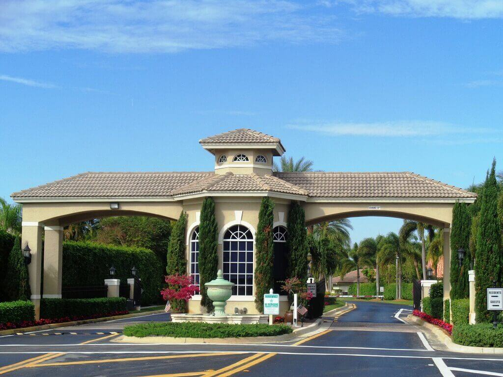 Polo West Homes for Sale in Wellington FL-  Guard Gated