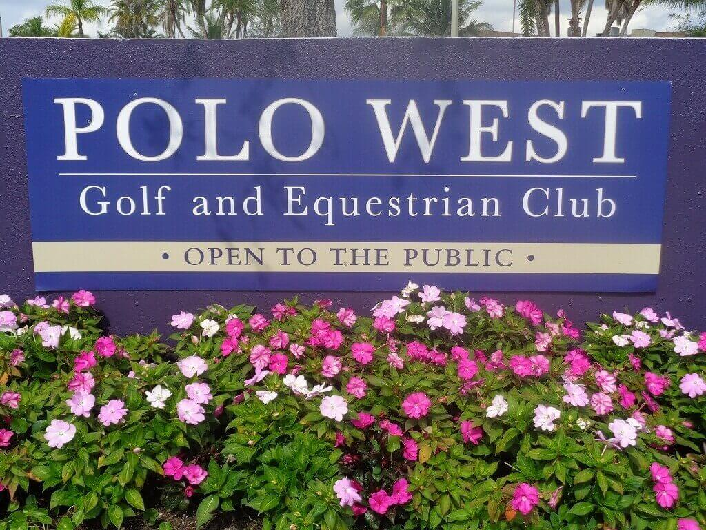 Polo West Bank Owned in Wellington FL