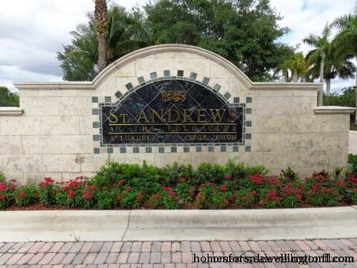 St Andrews at The Polo Club Homes for Sale in Wellington FL