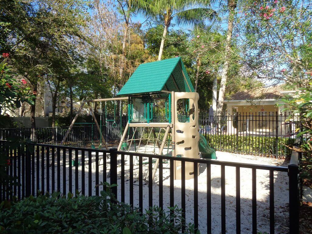 Towne Place in Wellington FL - Tot Lot