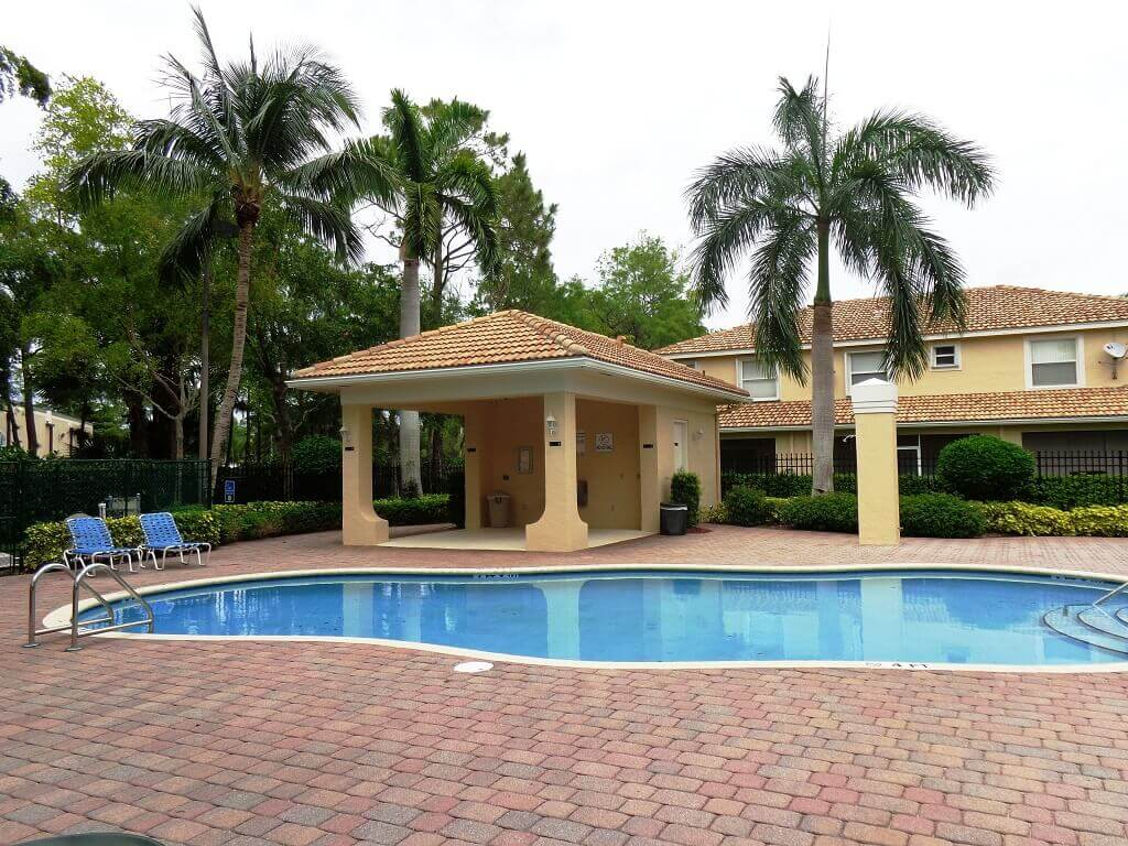 Towne Place Rentals in Wellington FL - Pool