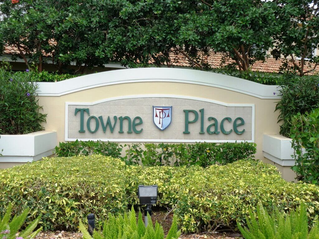 Towne Place Real Estate Agent