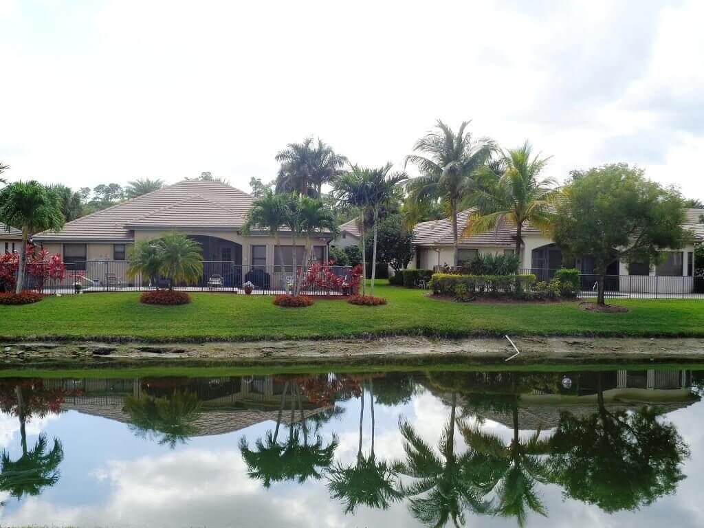 Versailles Recently Sold Homes in Wellington FL