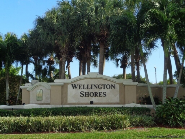Wellington Shores Homes for Sale Wellington FL