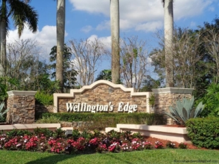 Wellington's Edge Homes for Sale