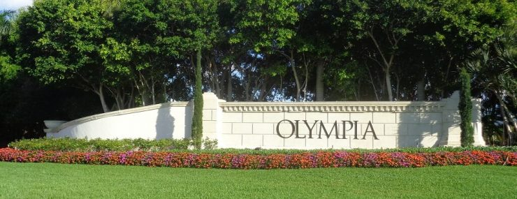 Olympia Homes for Sale in Wellington FL
