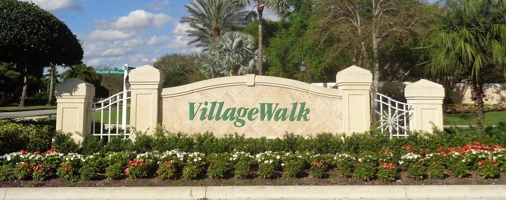 VillageWalk Homes for Sale in Wellington FL