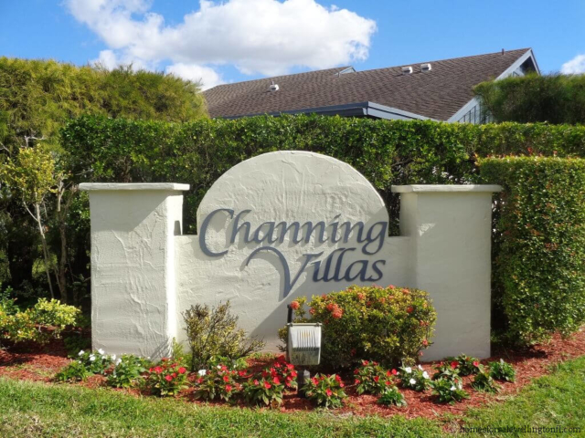 Channing Villas Wellington FL
