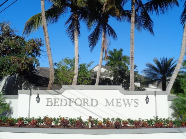 Bedford Mews Wellington Florida