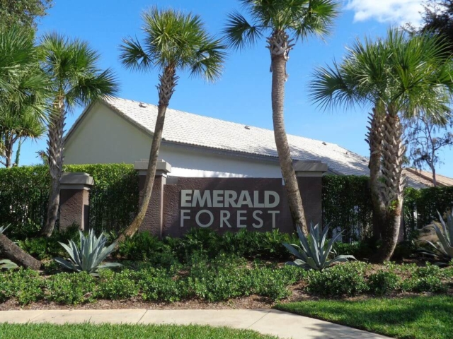 Emerald Forest Wellington Florida