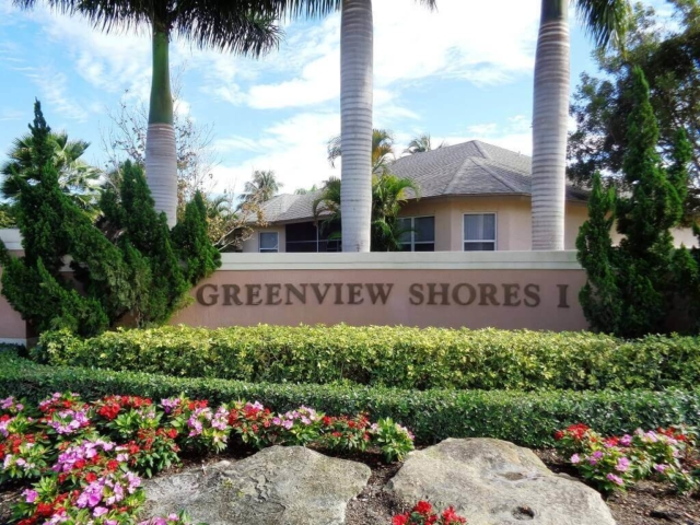 Greenview Shores Wellington Florida