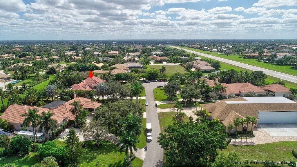 2090 Windsock Way Wellington Aero Club Wellington FL