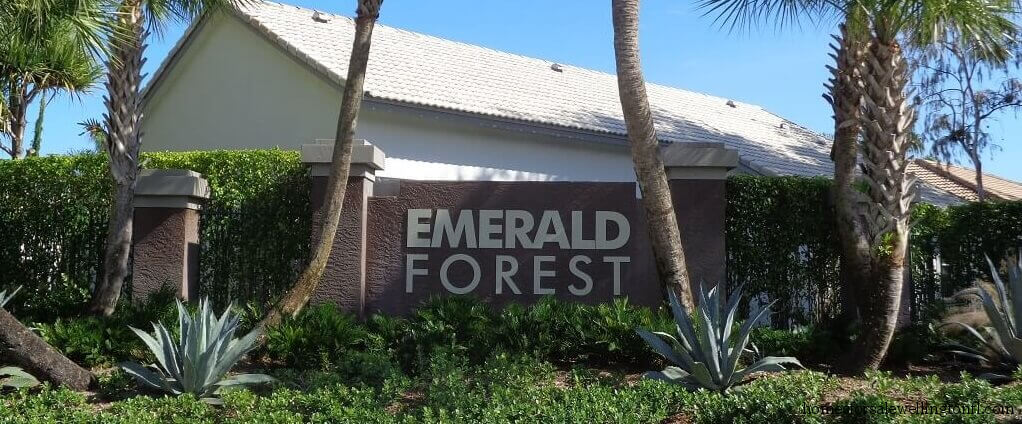 Emerald Forest Homes For Sale in Wellington Florida