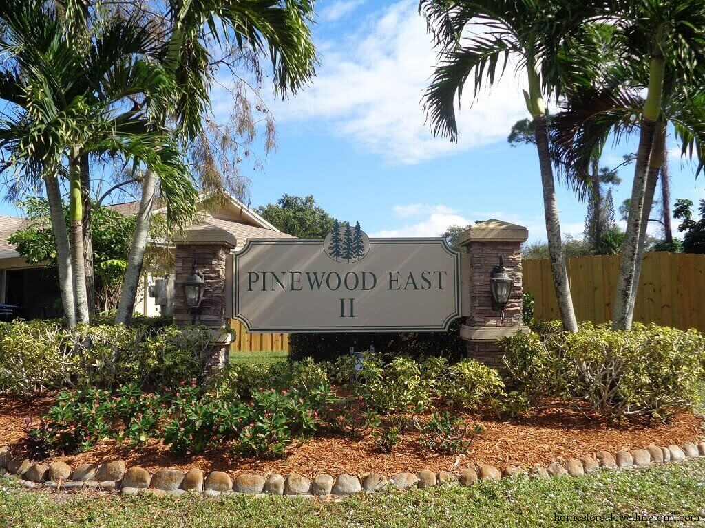 Pinewood East II Homes for Sale