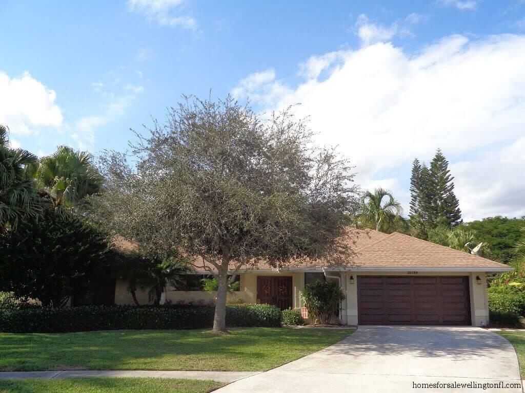 Pinewood Manor Wellington FL Homes for Sale