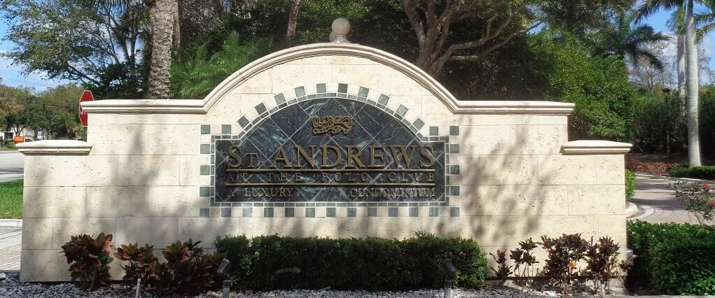St Andrews at Polo Club Homes For Sale Wellington Florida