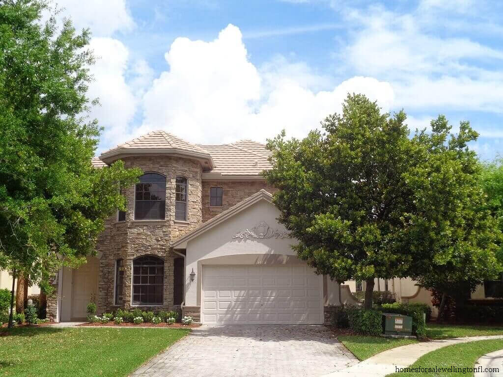 Versailles 2 Story Home